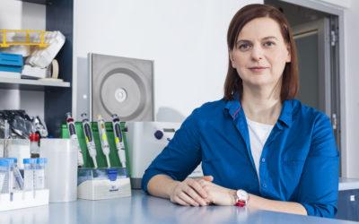 #JestemStartowcem: nasza laureatka Halina Waś zaprasza do udziału w akcji Fit&Science