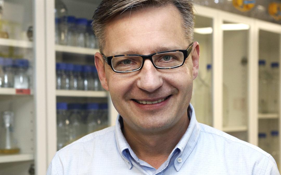 #JestemStartowcem: prof. A. Dziembowski otrzymał najważniejszą nagrodę naukową w Polsce