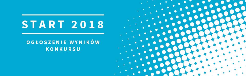 100 najzdolniejszych młodych naukowców ze stypendiami START 2018