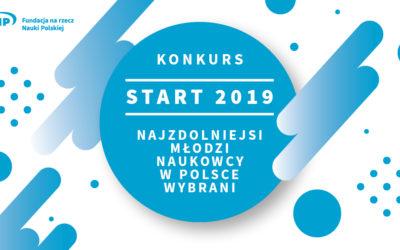 #JestemStartowcem: znamy laureatów konkursu START!