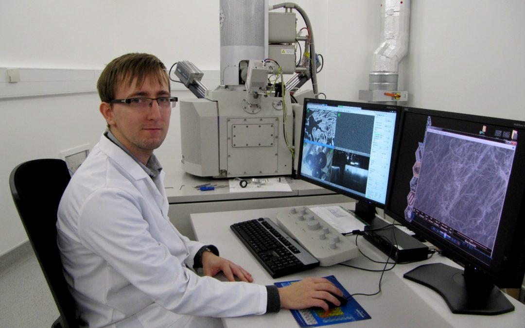 #JestemStartowcem: Polacy rozwiązali problem badaczy nanomateriałów węglowych. Dr hab. inż. Dawid Janas