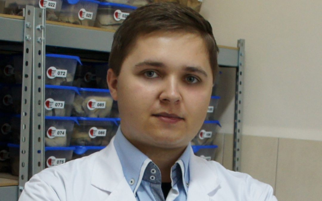 #JestemStartowcem: serca drukowane w 3D pomagają w leczeniu pacjentów. Dr n. med. Mateusz Hołda