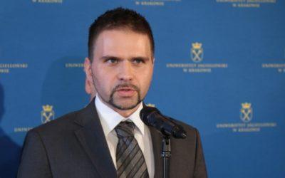 #JestemStartowcem: prof. Krzysztof Pyrć współtwórcą substancji pomocnej w walce z SARS-CoV-2