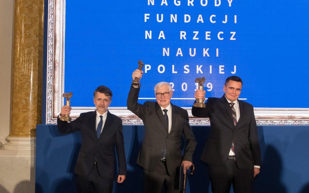 #JestemStartowcem: od STARTU do Nagrody FNP. Prof. Marcin Drąg odebrał najważniejsze wyróżnienie naukowe w Polsce