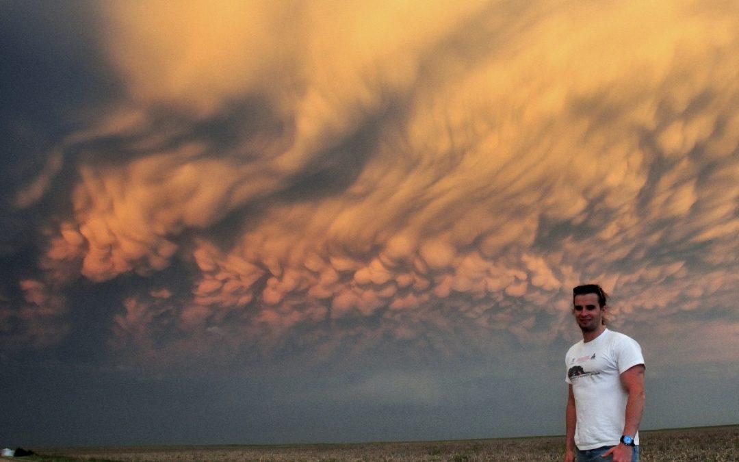 Z cyklu #JestemStartowcem: łowca burz. Mateusz Taszarek