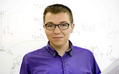 #JestemStartowcem: dr Michał Tomza finalistą Nagród Naukowych POLITYKI