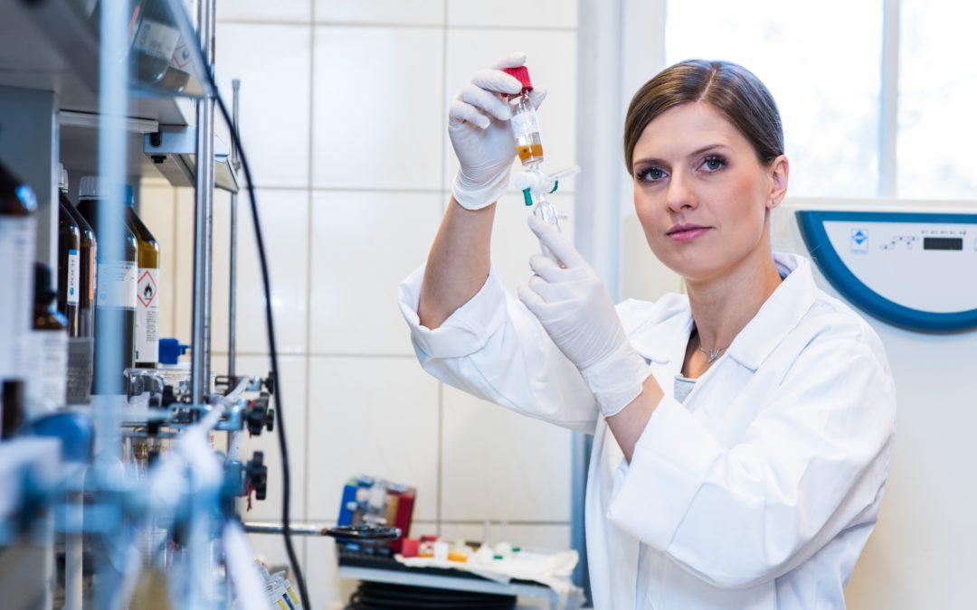 #JestemStartowcem: podglądanie enzymów. Dr inż. Paulina Kasperkiewicz