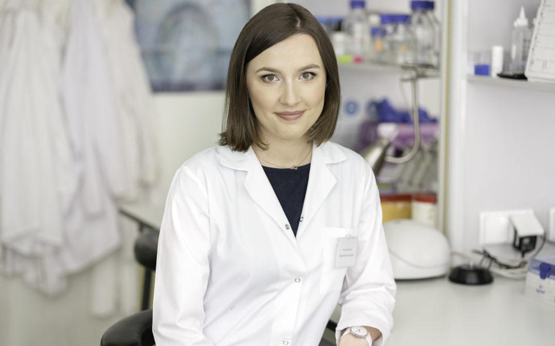 #JestemStartowcem: zaczęła od hodowania fasoli, dziś szuka sposobu na raka. Paulina Marona w gazeta.pl
