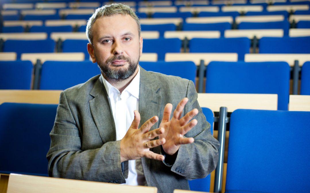 Z cyklu #JestemStartowcem: ambasador głuchych. Paweł Rutkowski