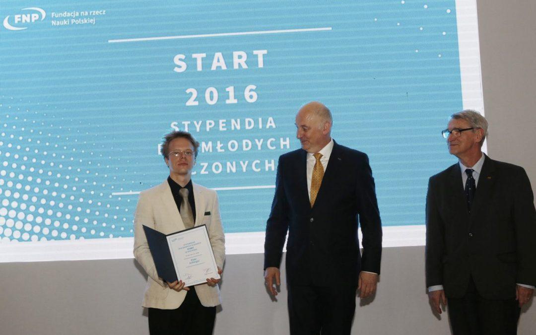 Laureat programu START otrzymał grant ERC!