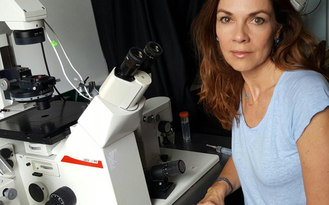 Z cyklu #JestemStartowcem: próbuję zrozumieć tajemnicę naszego życia. Prof. Magdalena Żernicka-Goetz