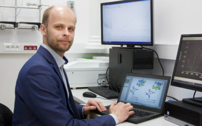 #JestemStartowcem: Rafał Szabla współautorem nowej hipotezy o początkach życia na Ziemi